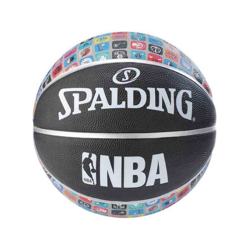 LOPTA SPALDING NBA APP OUT. U